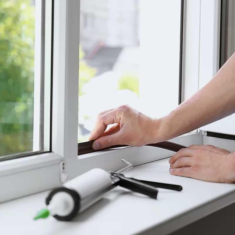 You are currently viewing Замена уплотнителя на пластиковых окнах