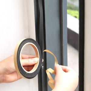 Выбираем правильно уплотнитель для входной двери