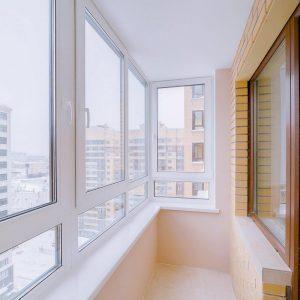 Лучшие стеклопакеты для балкона