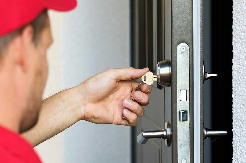 Открыть металлическую дверь - помощь мастера