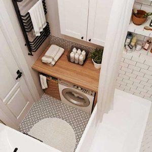 Планировка ванной комнаты перед ремонтом