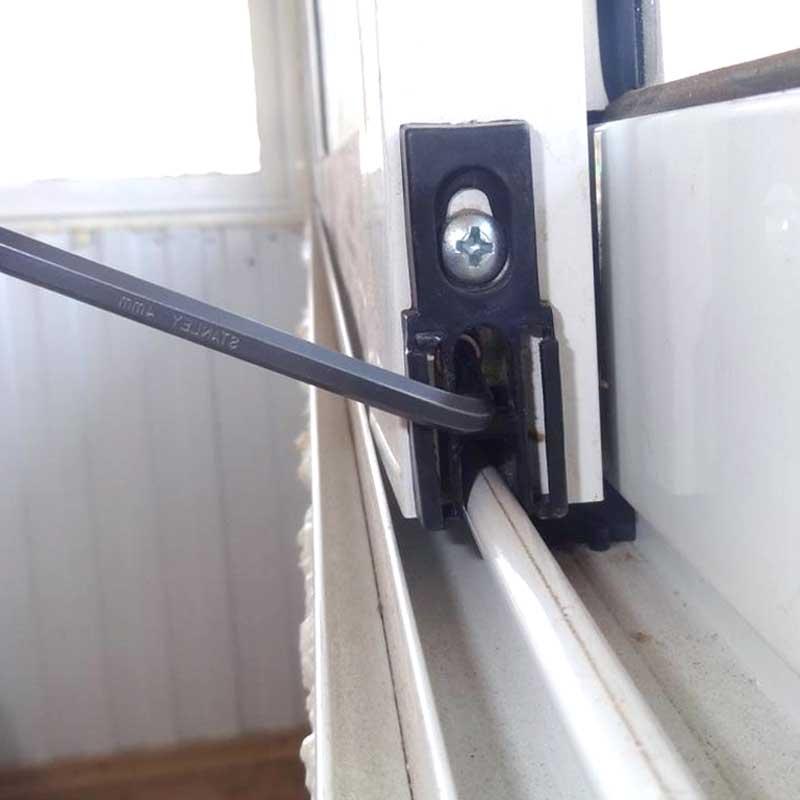Регулировка окна системы Provedal