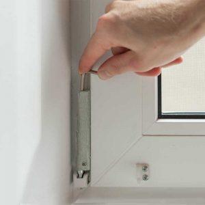 Регулировка фурнитуры пластикового окна