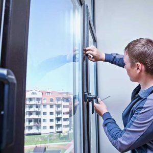 Ремонт алюминиевых окон своими руками