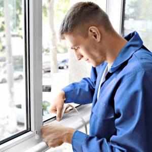 Цены на ремонт окон пластиковых, деревянных, алюминиевых