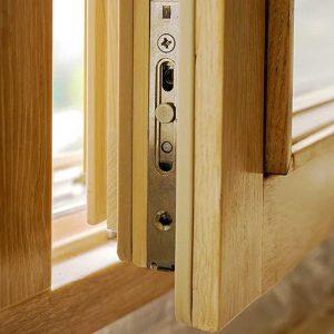Ремонт деревянных евроокон со стеклопакетами своими руками