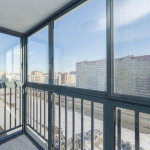 Панорамные окна на балконе в квартире. Какие выбрать?