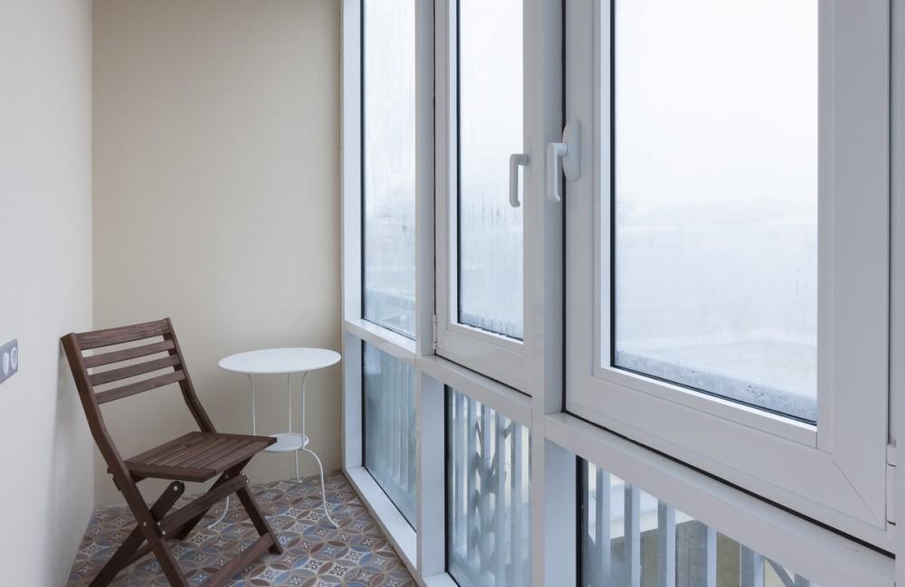 Окна из теплого алюминиевого профиля с терморазрывом