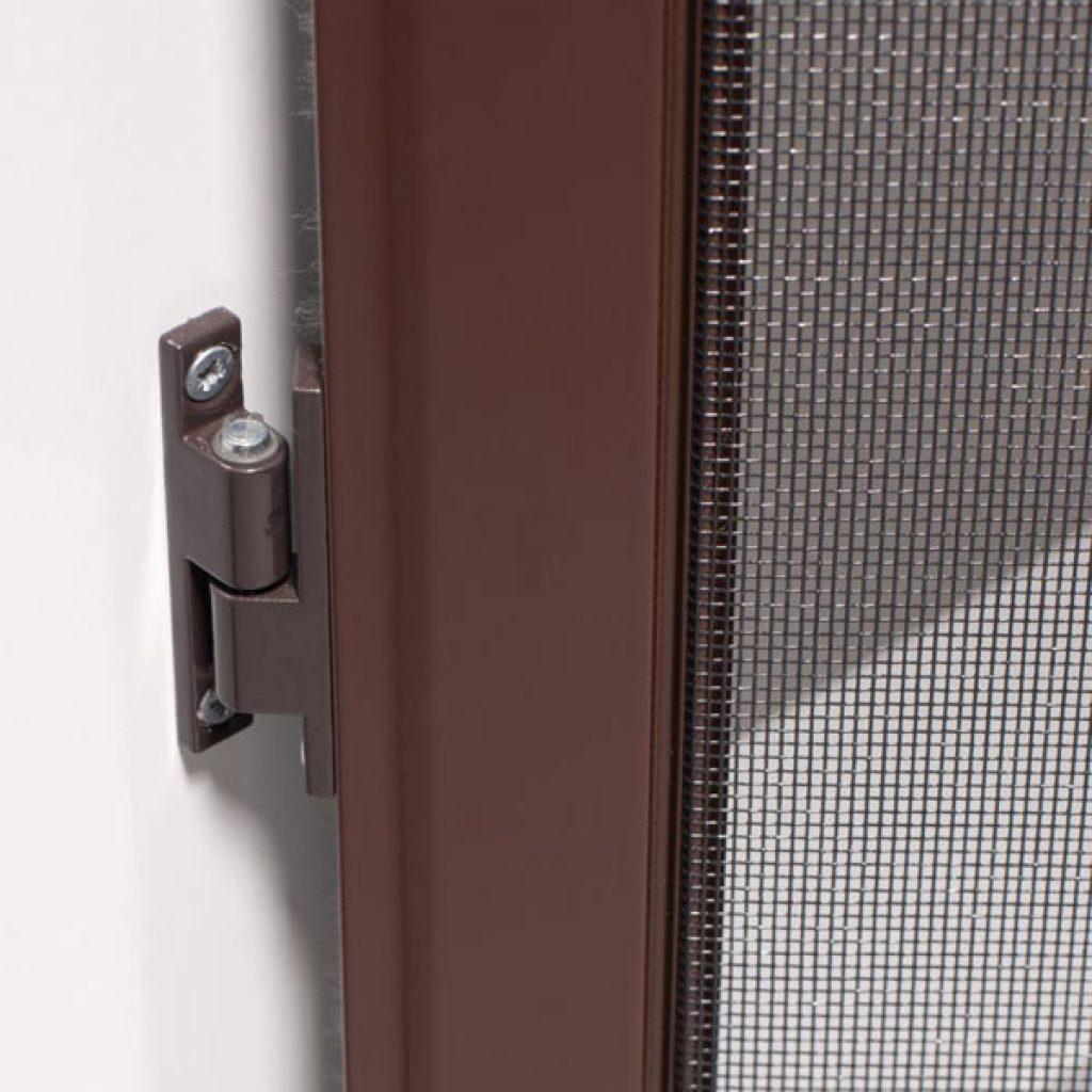 Петля москитной дверной сетки